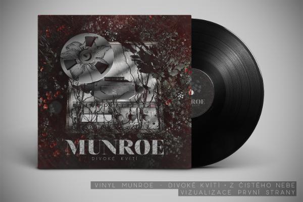 Vinyl MUNROE – Divoké kvítí & Z čistého nebe
