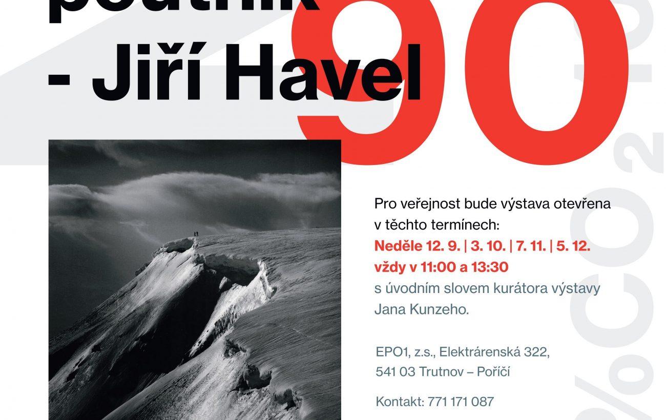 Krkonošský poutník – Jiří Havel 90